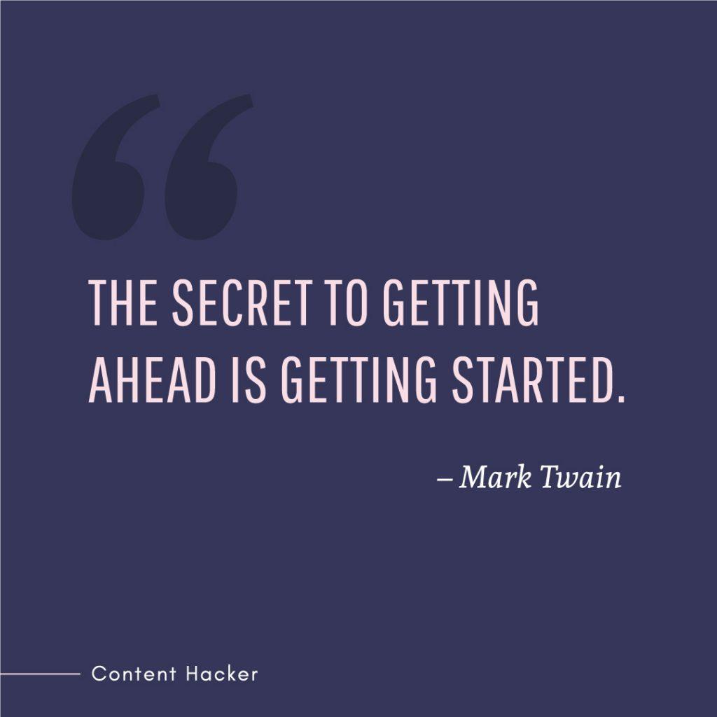 hustle quote mark twain