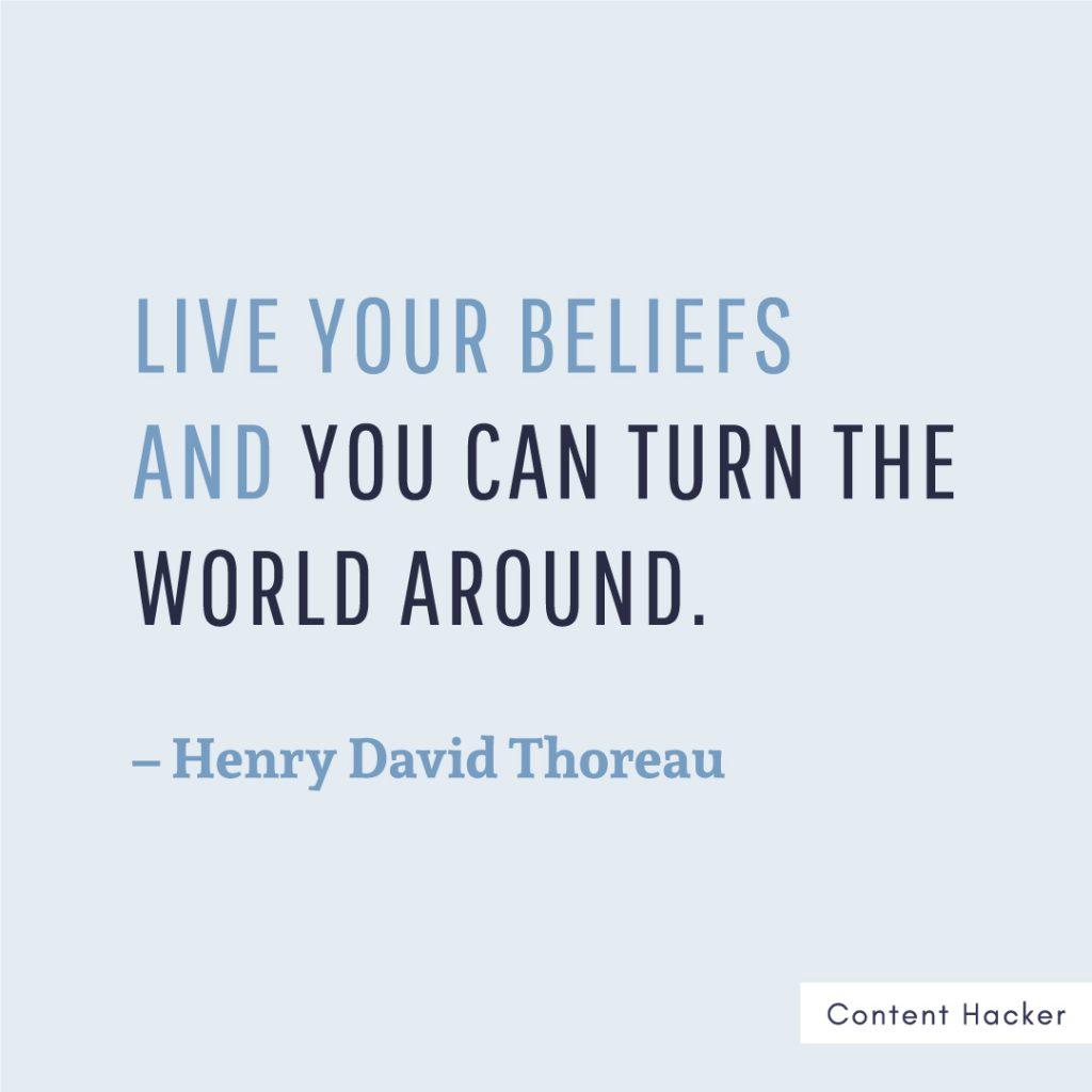 Hustle Quotes Henry David Thoreau
