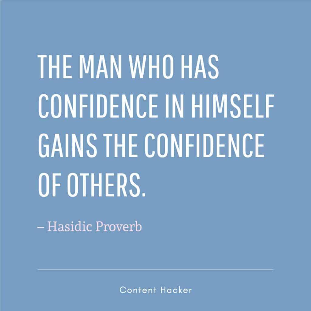 Hustle quotes Hasidic Proverb