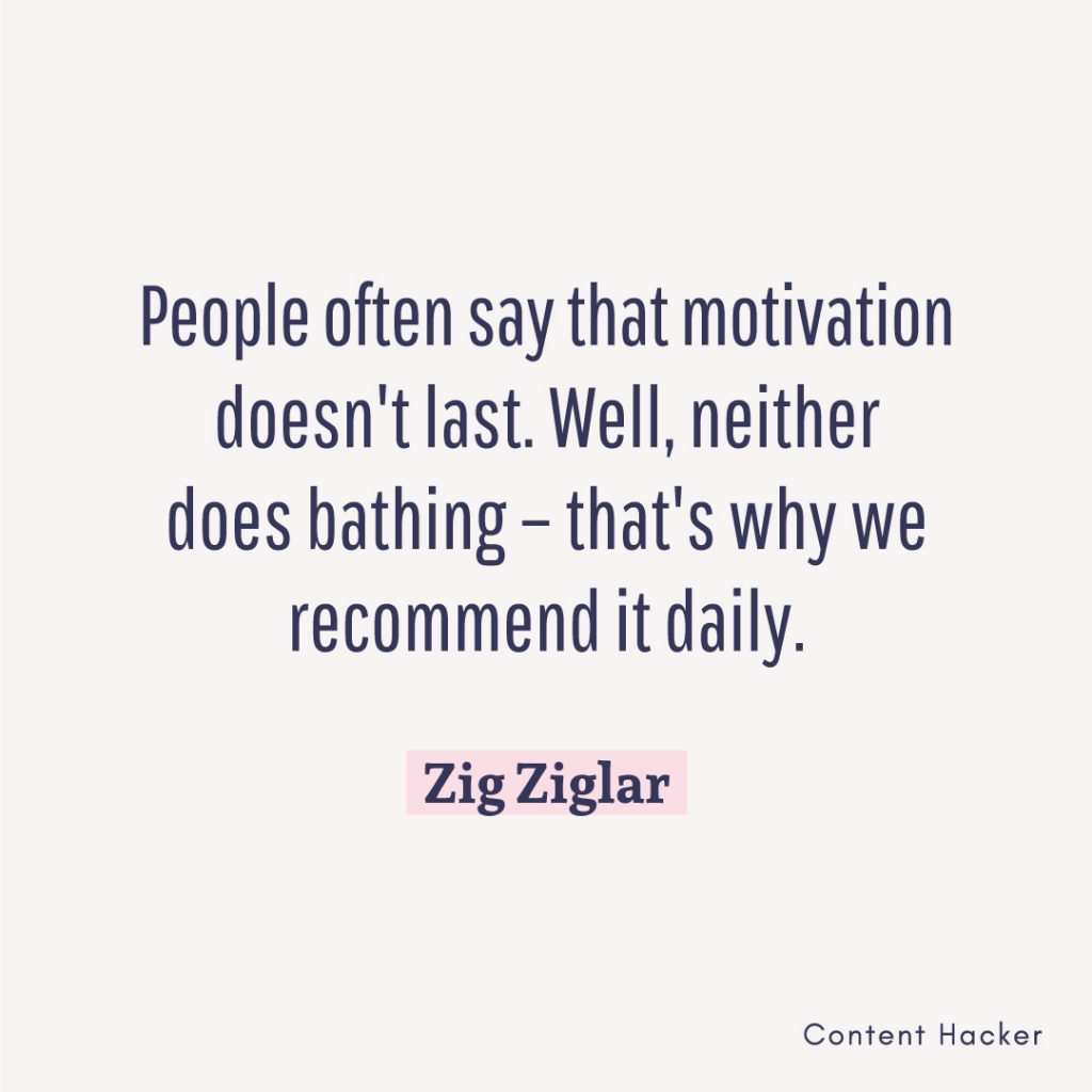 Hustle quotes Zig Ziglar