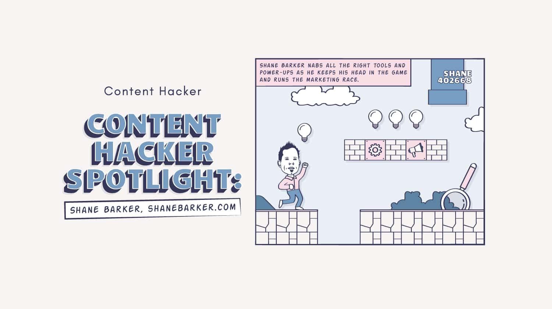 content hacker shane barker