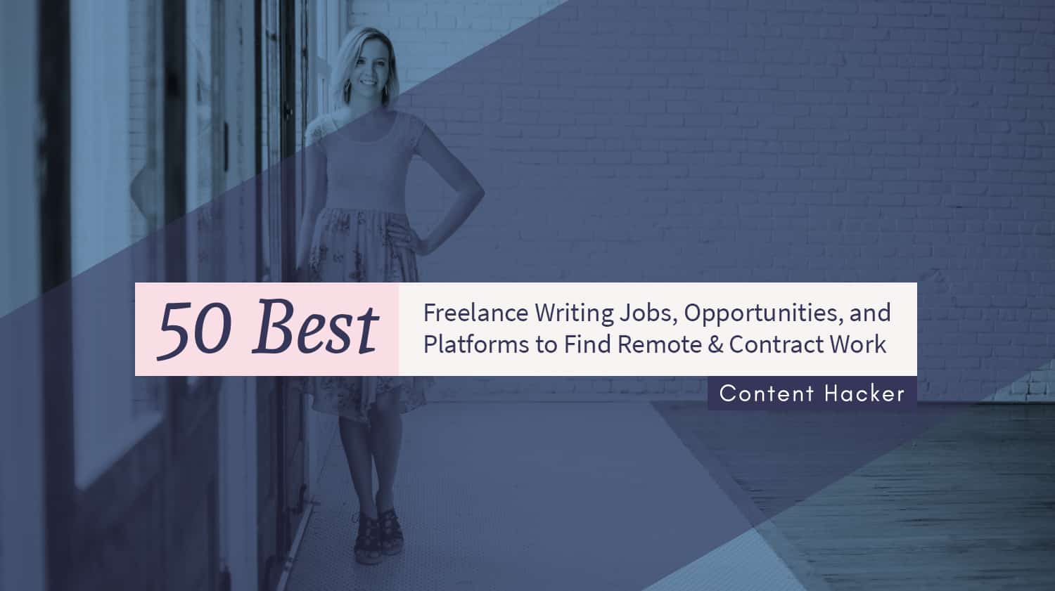best freelance writing jobs