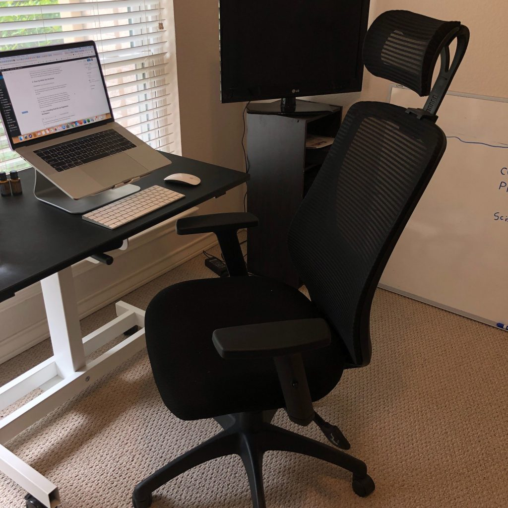 My Ergonomic Home Office Setup: 32 Must-Have Tools & Habits