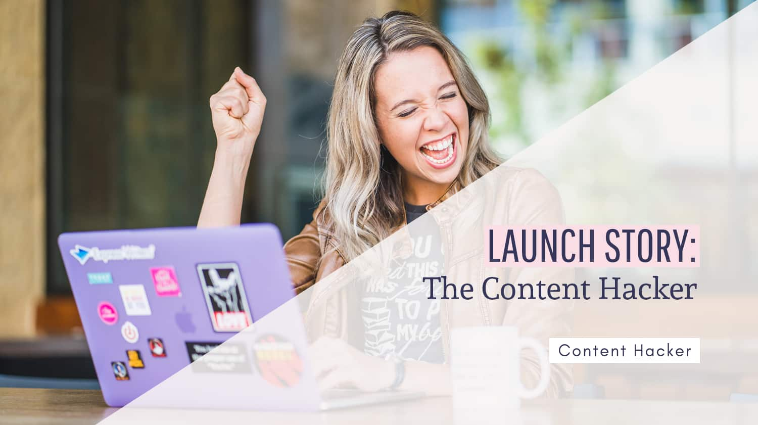 launch story of the content hacker