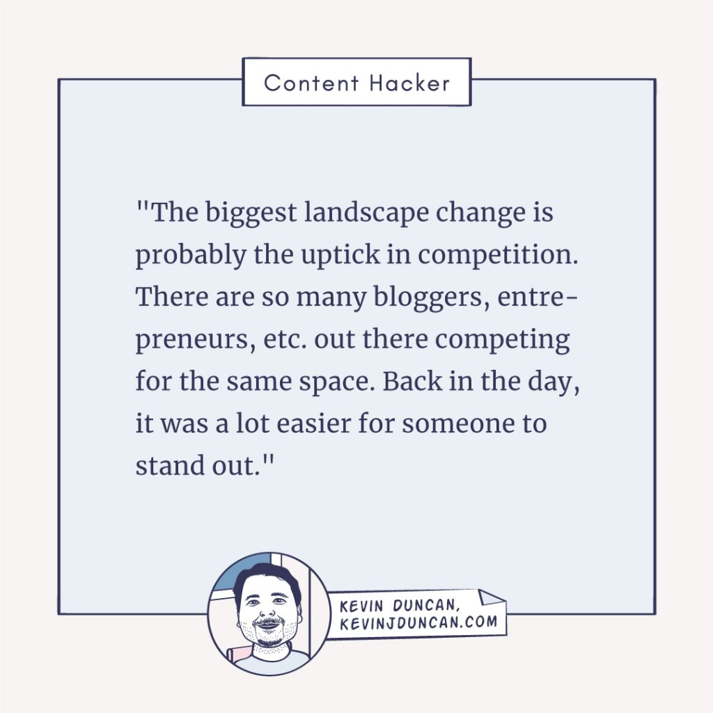 kevin duncan content hacker spotlight quote 3