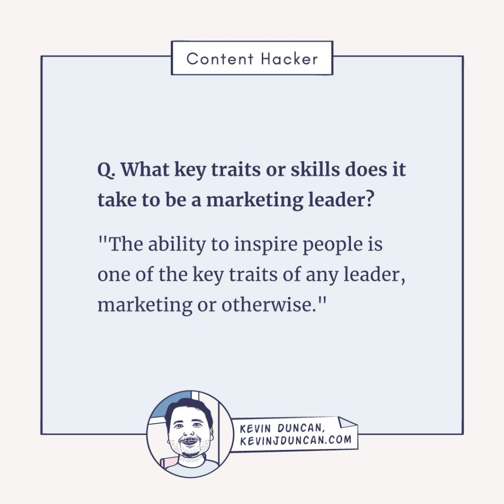 kevin duncan content hacker spotlight quote 5