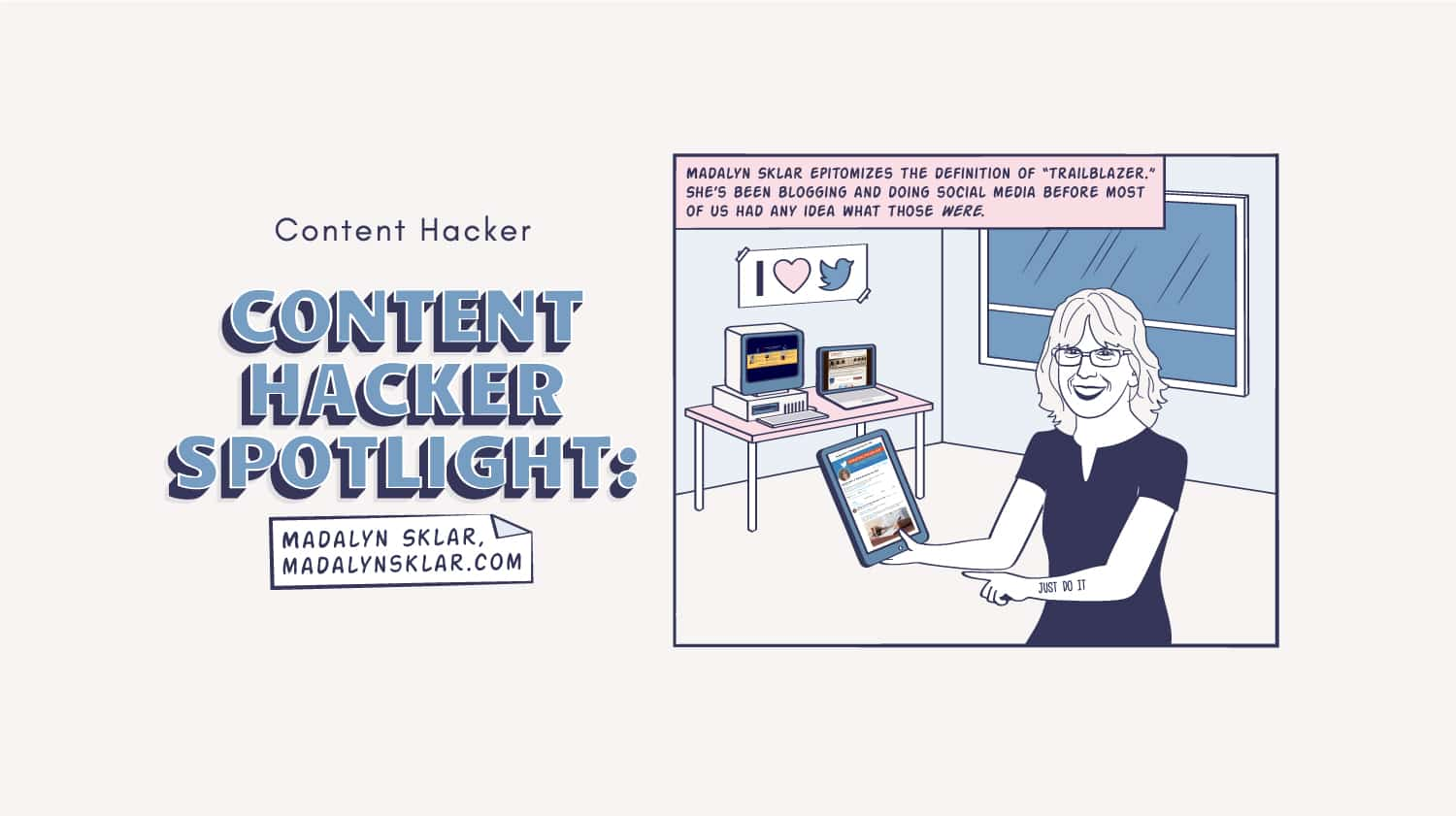 madalyn sklar content hacker
