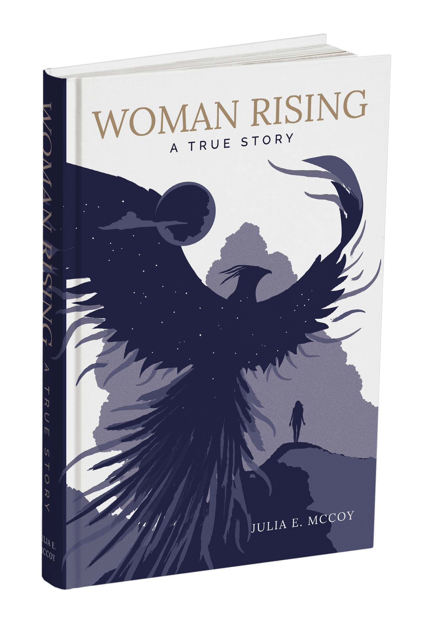 woman rising a true story
