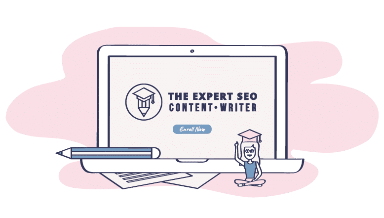 expert seo content writer course
