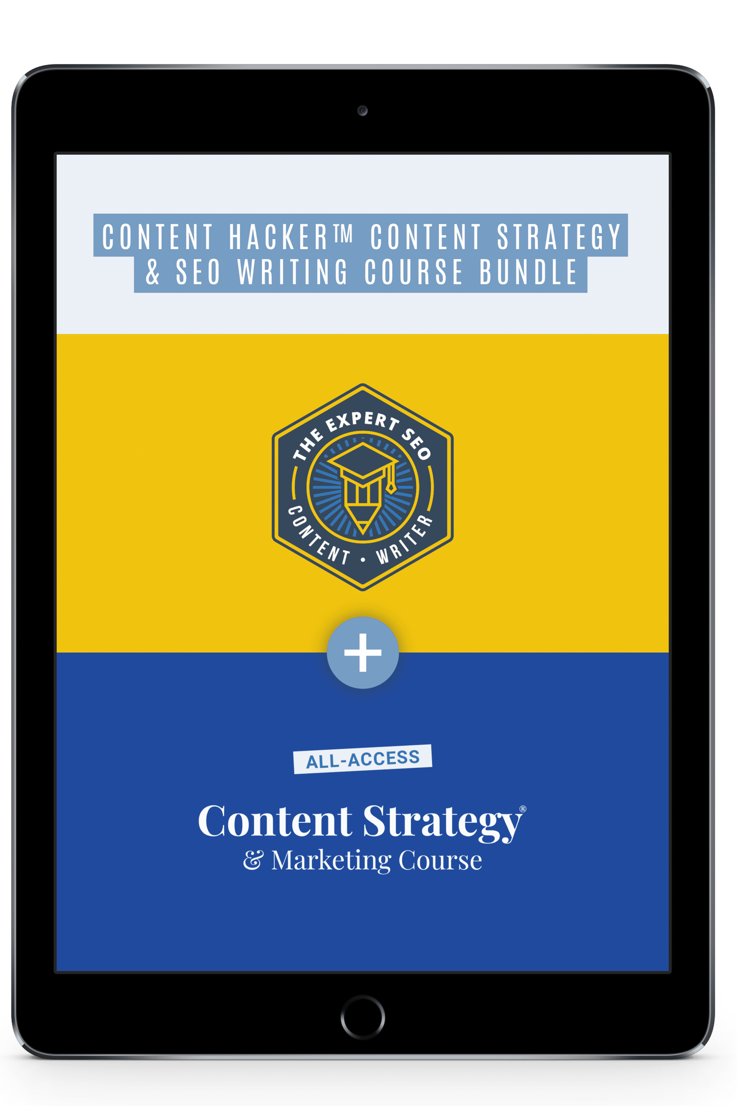 content strategy course & seo course