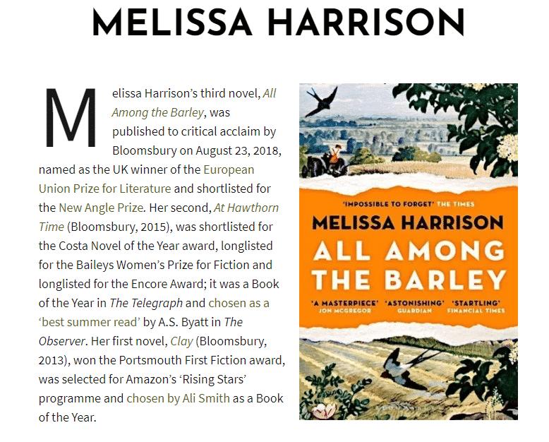 women in marketing - Melissa Harrison