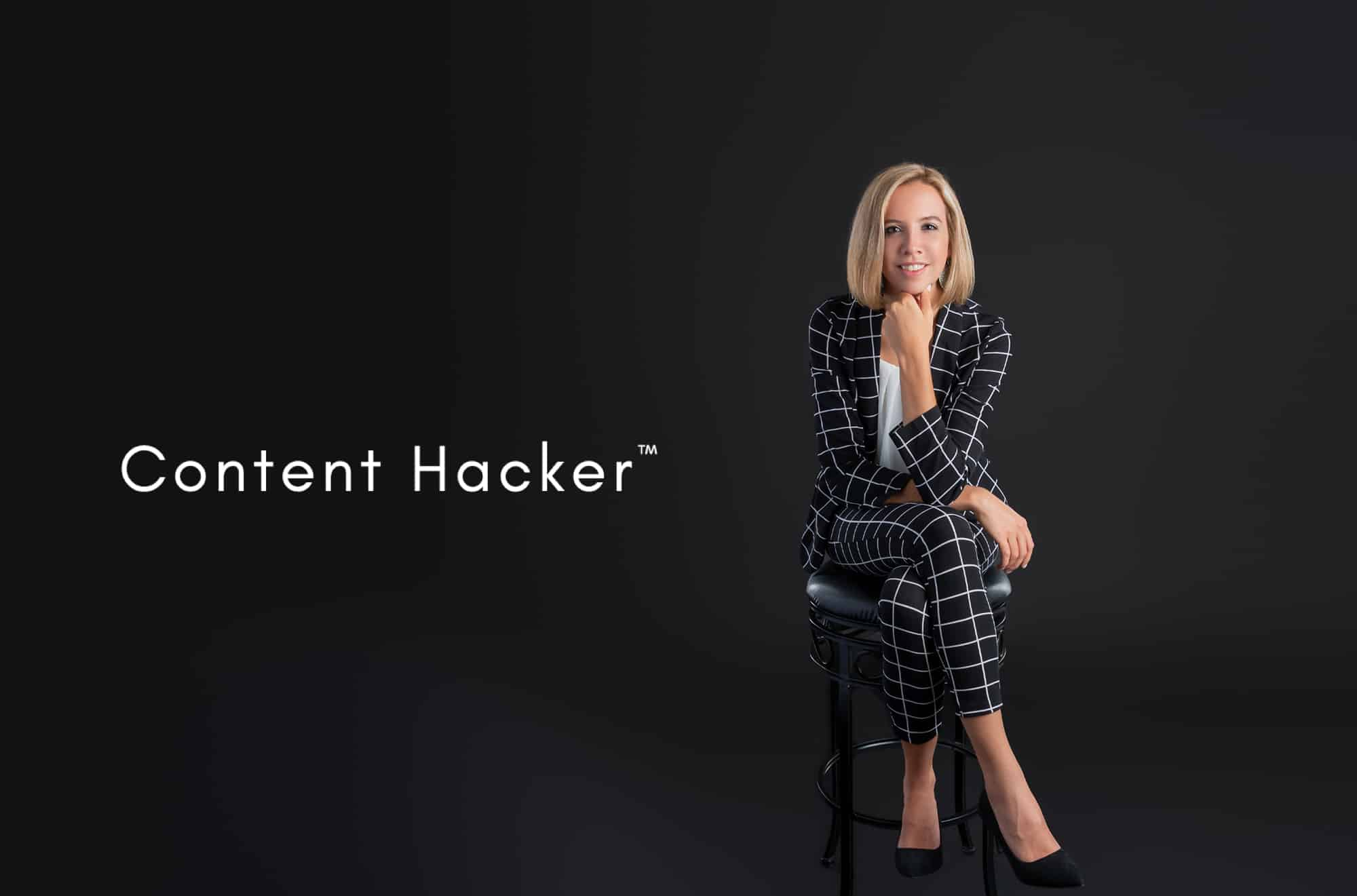 julia mccoy content hacker