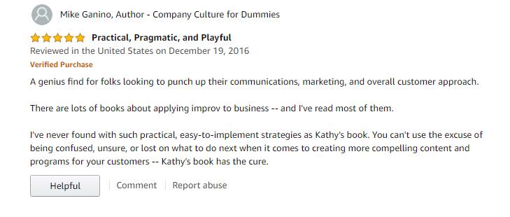 Kathy Klotz-Guest book review