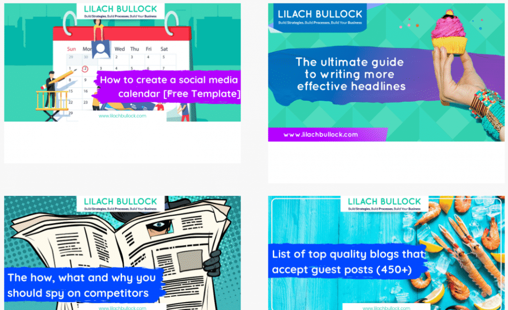 Lilach Bullock - women in marketing
