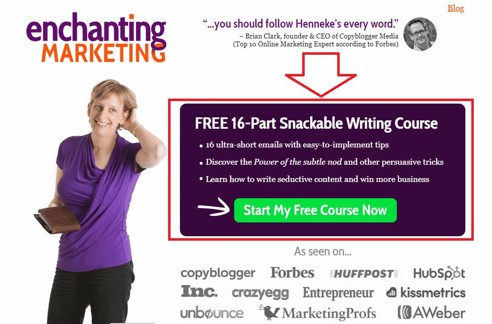 woman in marketing to follow - Henneke Duistermaat