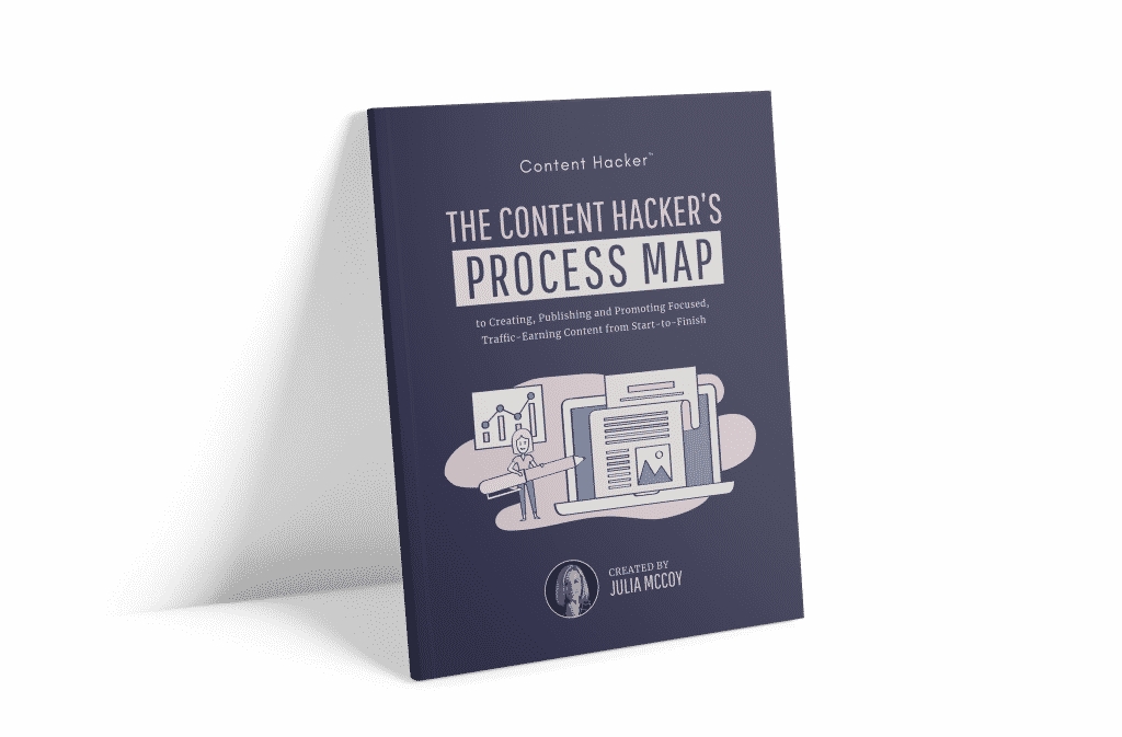 content hacker process map book