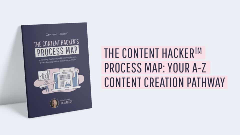 the content hacker process map