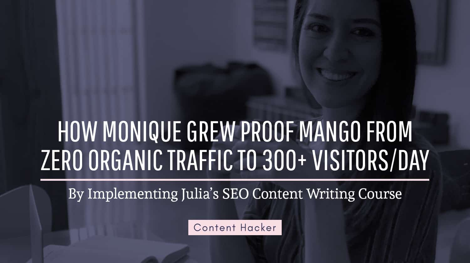 Proof Mango and SEO content writing