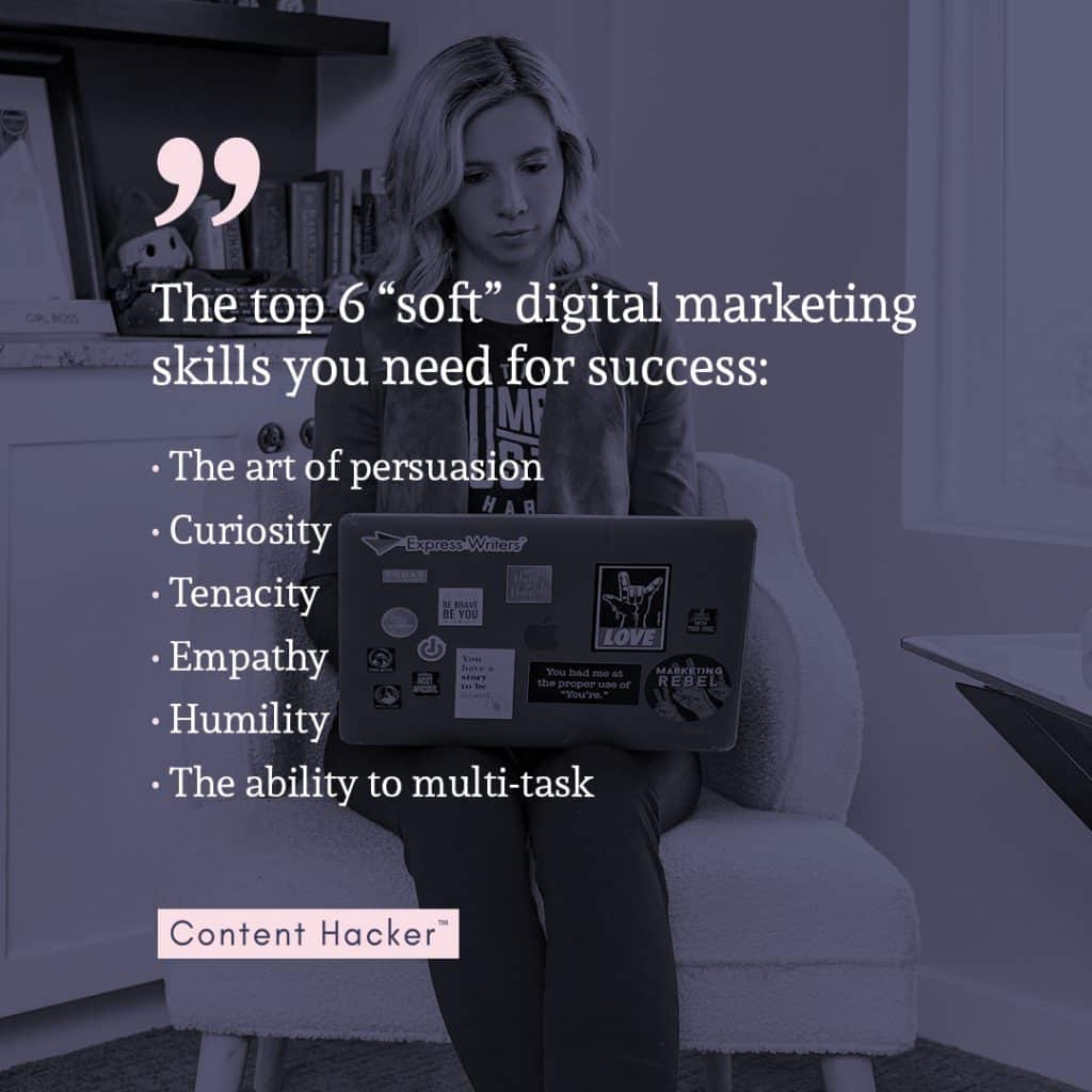 digital marketing skills quote