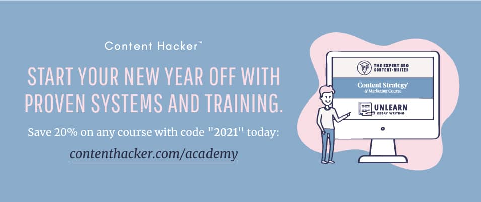 New year new systems and training CTA