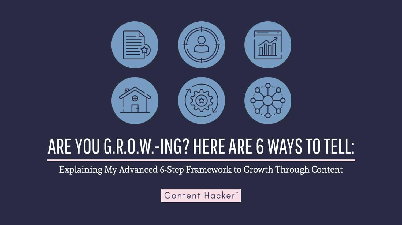 julia's six step framework