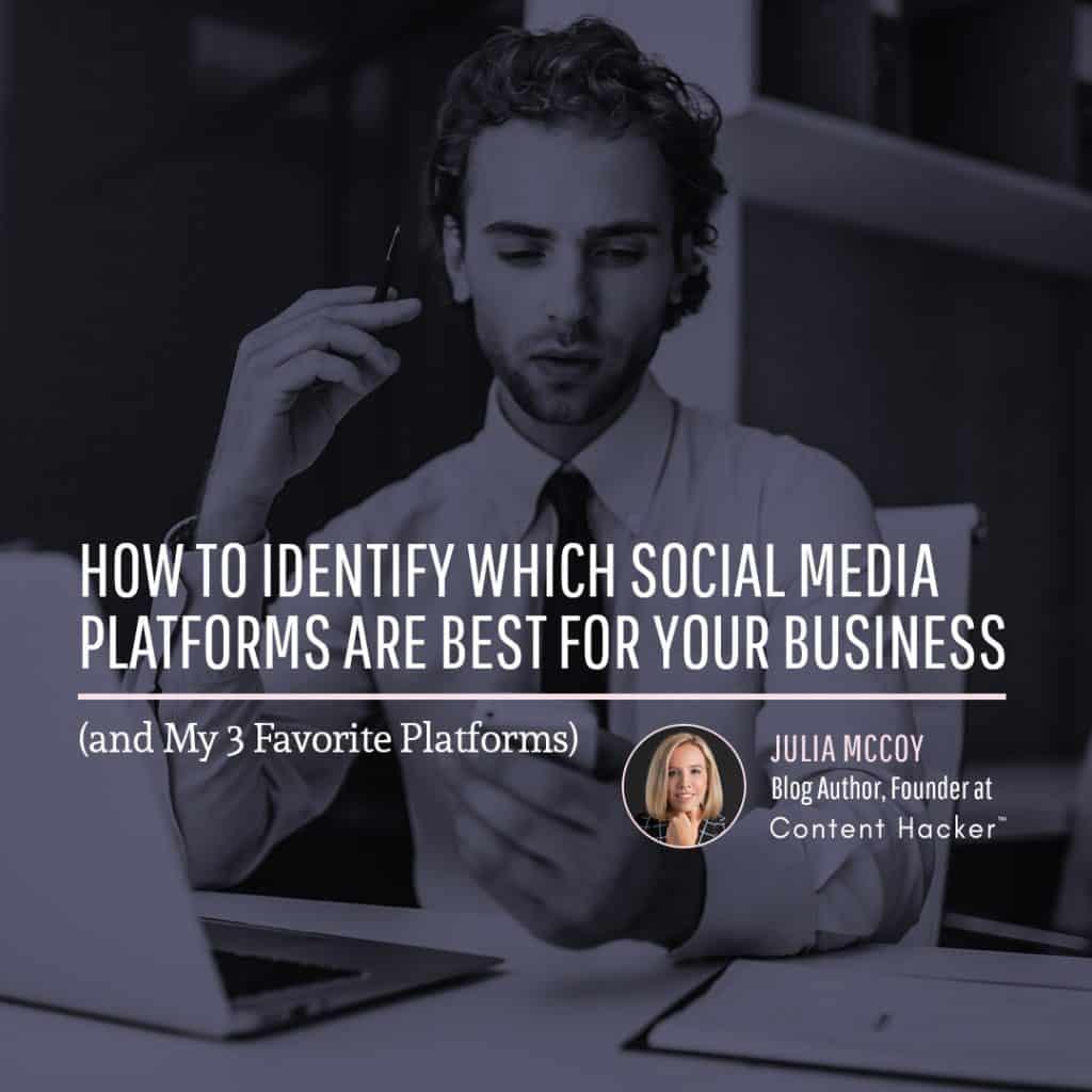 social media platforms best for business