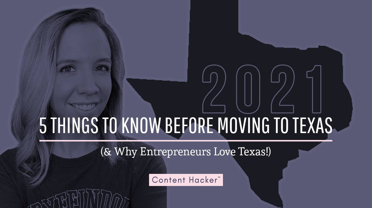 what to know before moving to Texas