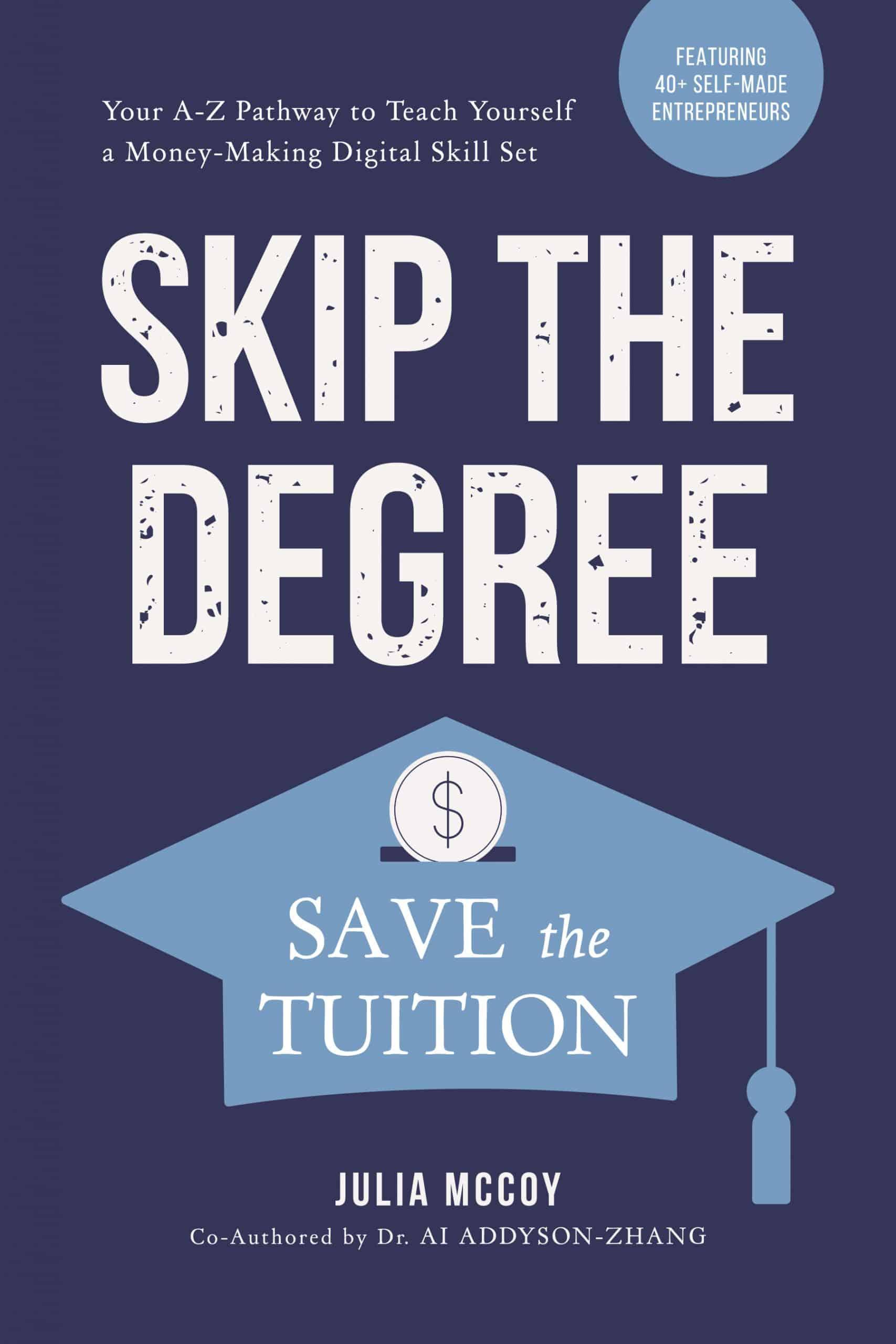 skip the degree