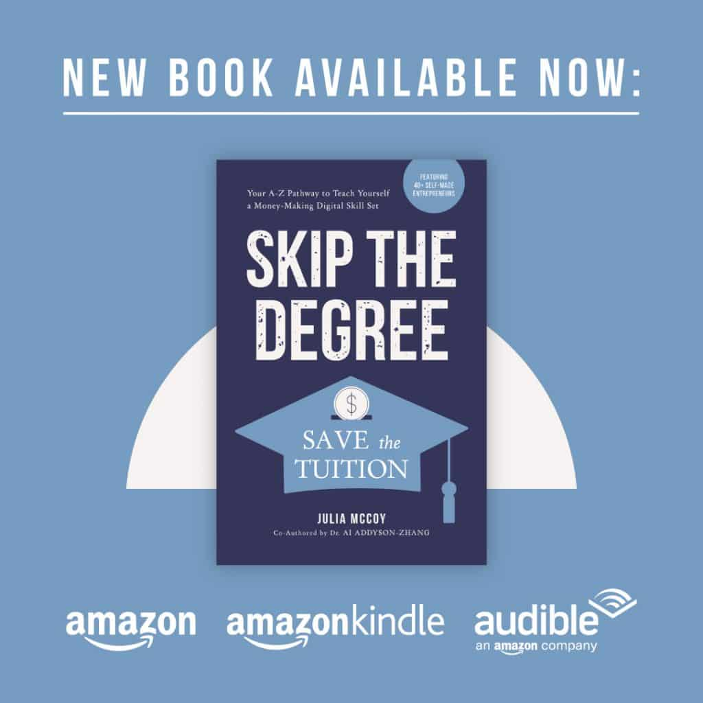 Skip the Degree, Save the Tuition available now