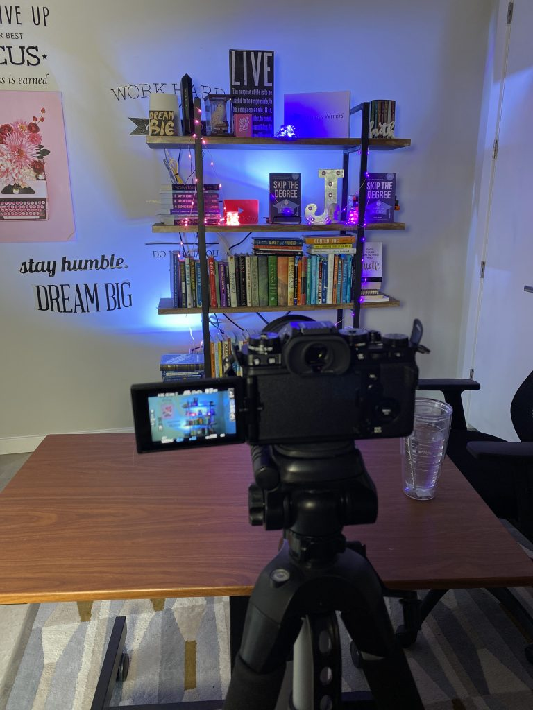 youtube lighting and equipment