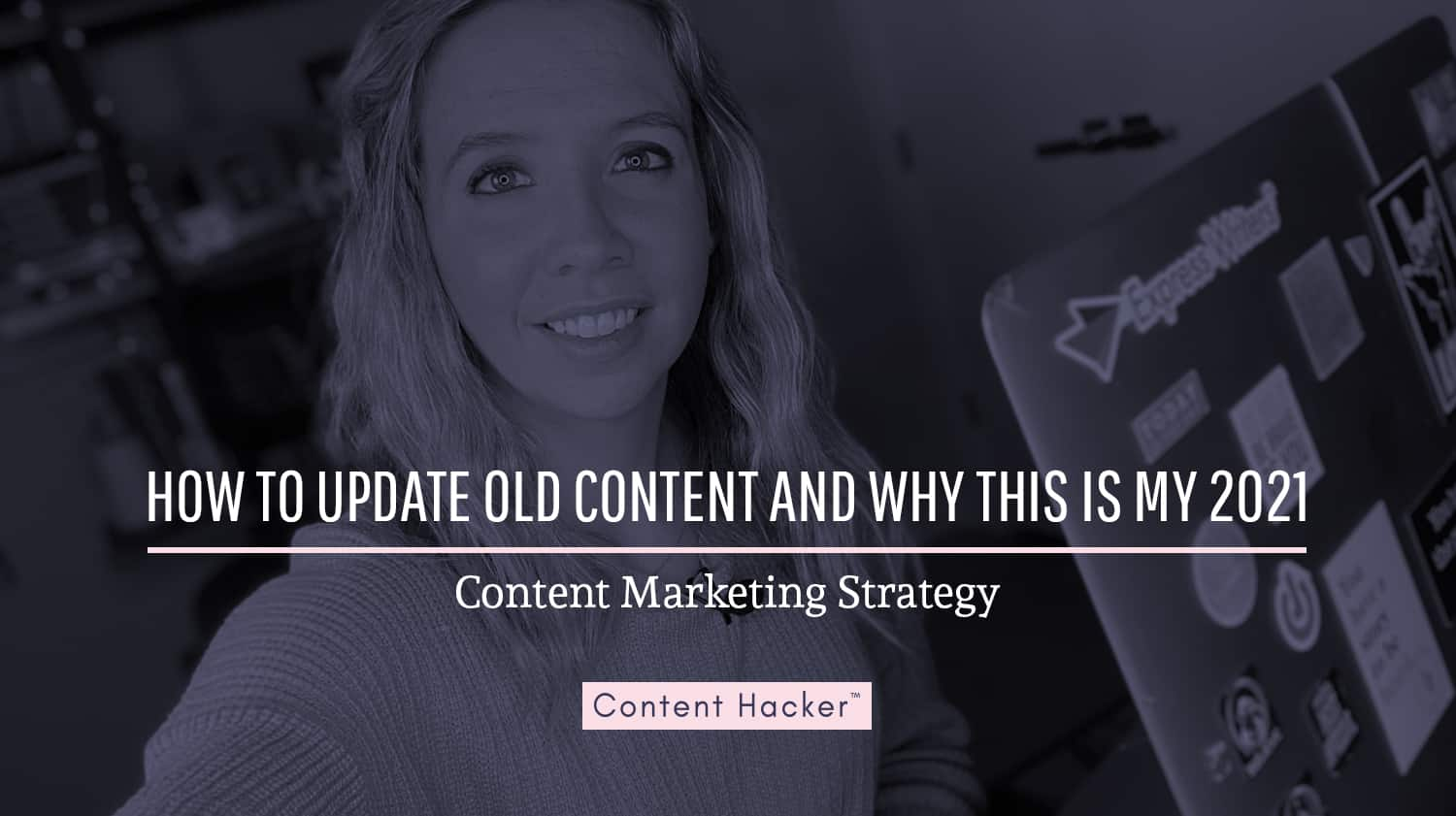 how to update old content