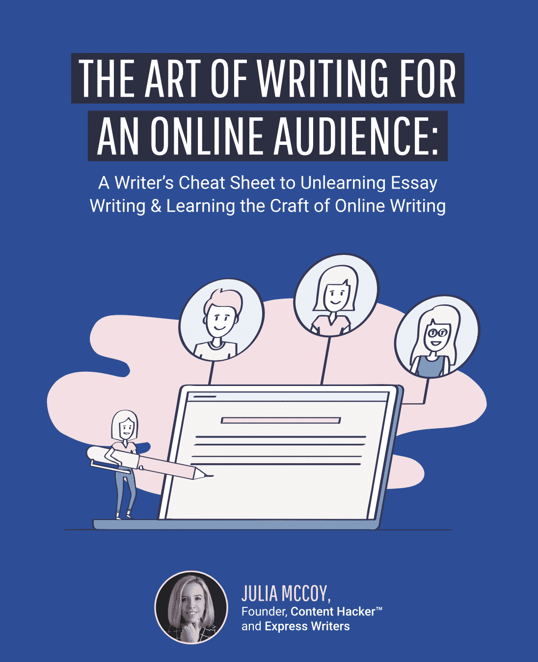 The Art of Writing for an Online Audience cover