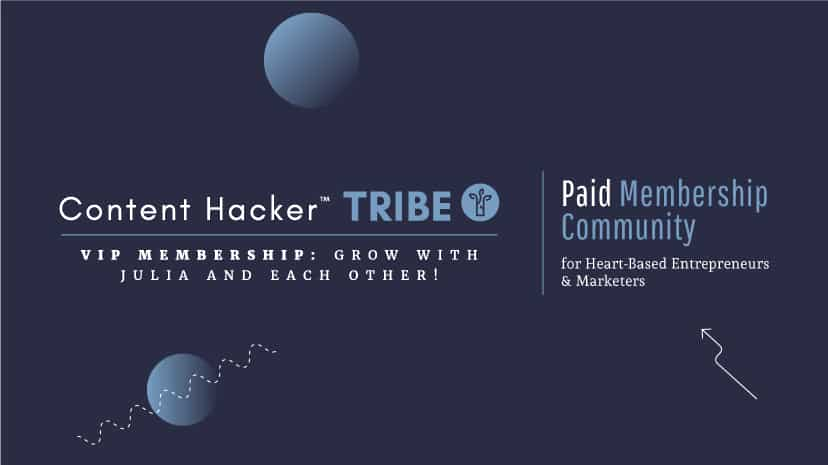 content hacker tribe