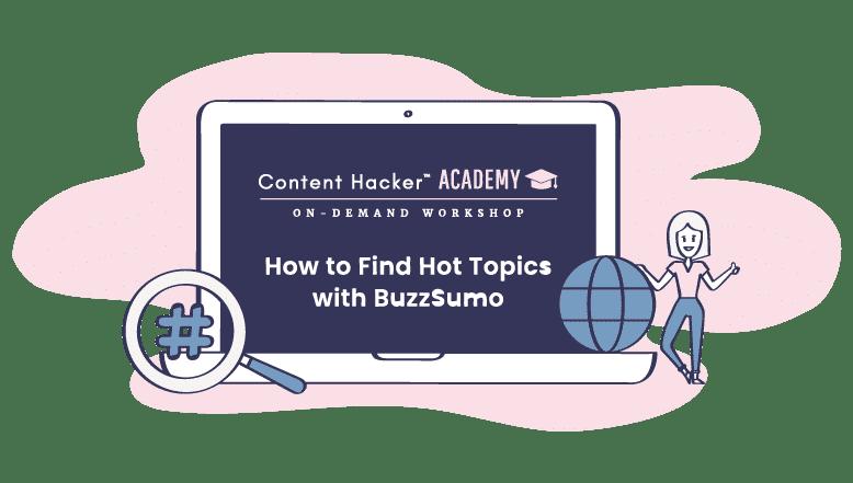 buzzsumo workshop