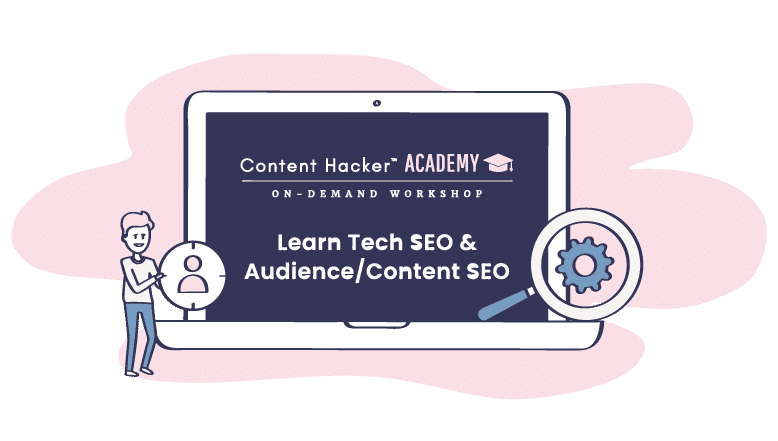 tech and audience seo workshop