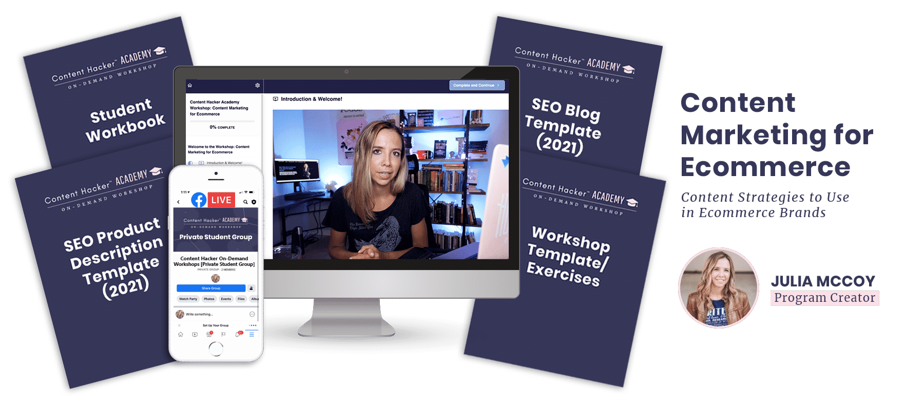 content marketing for ecommerce website