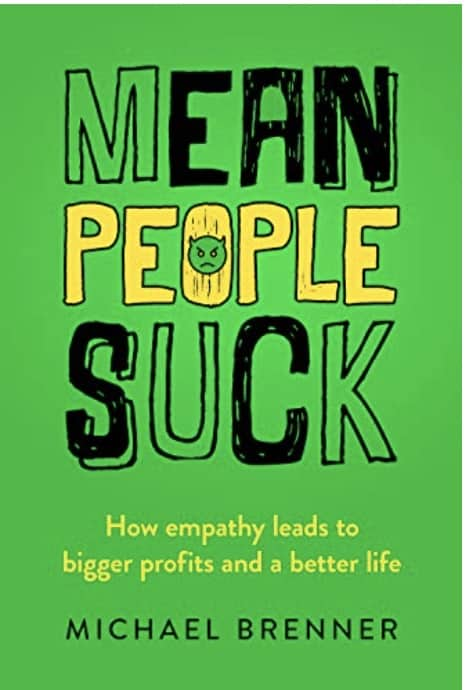 mean people suck by michael brenner