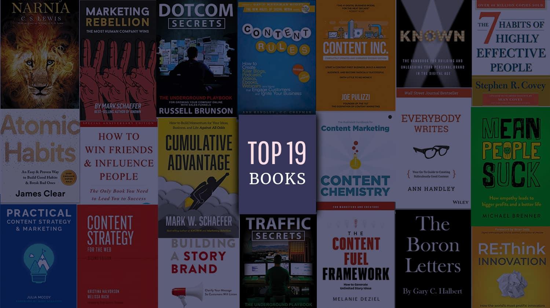 content marketing books