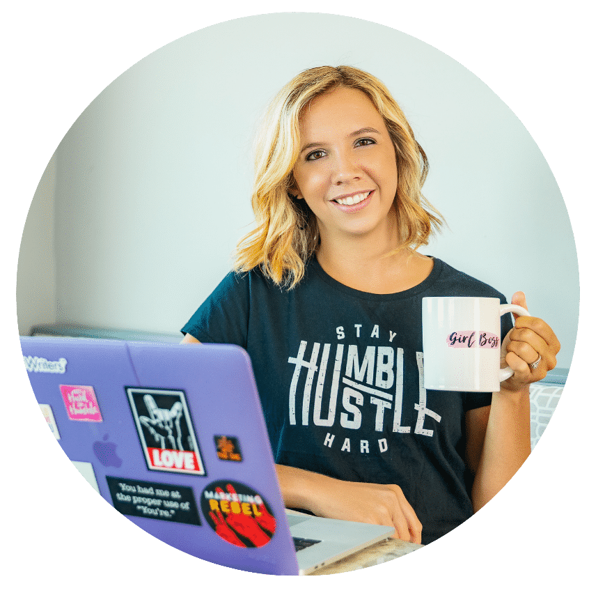 julia mccoy doing ecommerce marketing