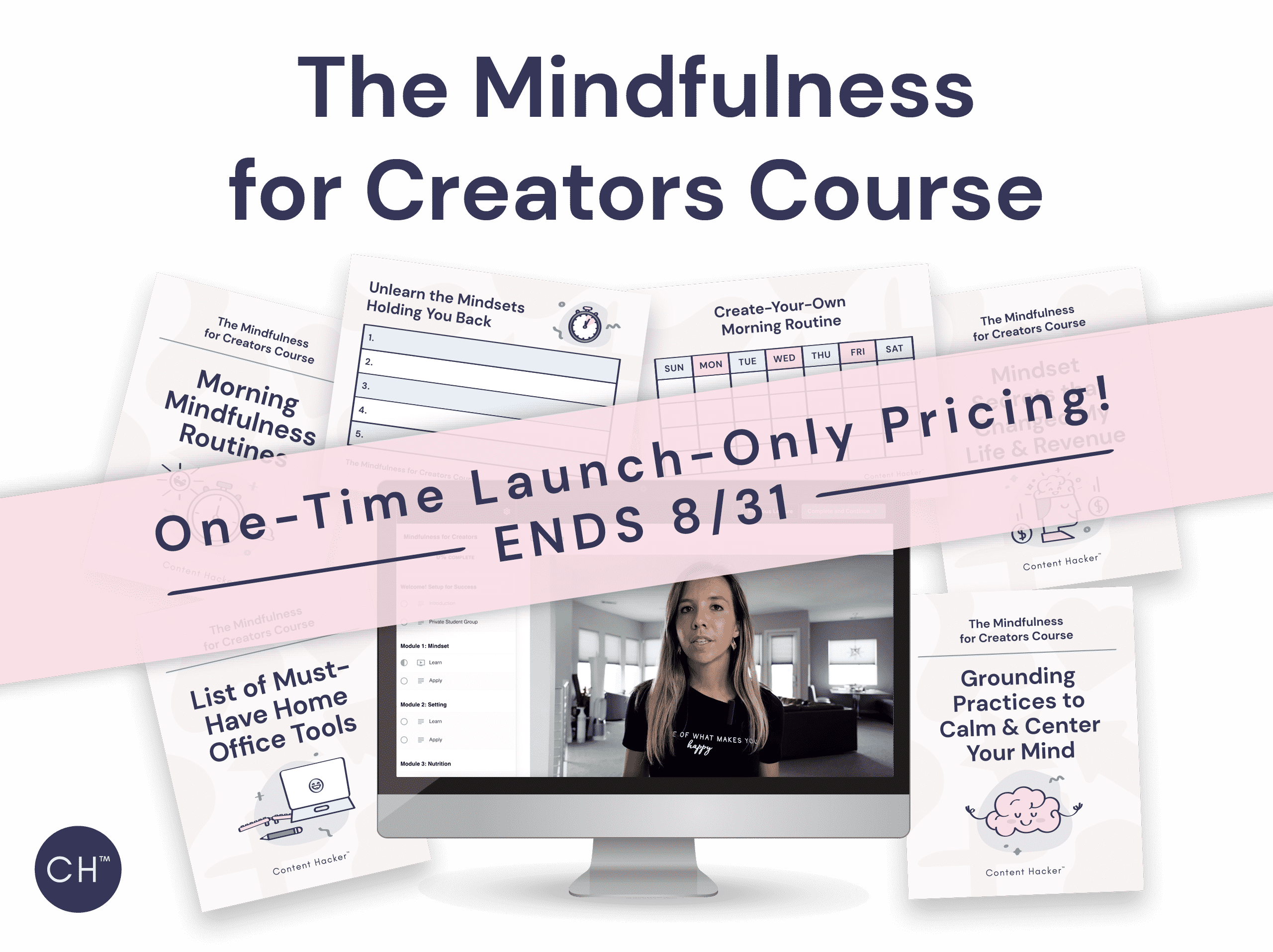 mindfulness course CTA