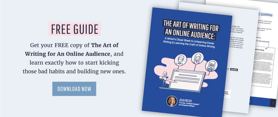 the art of online writing