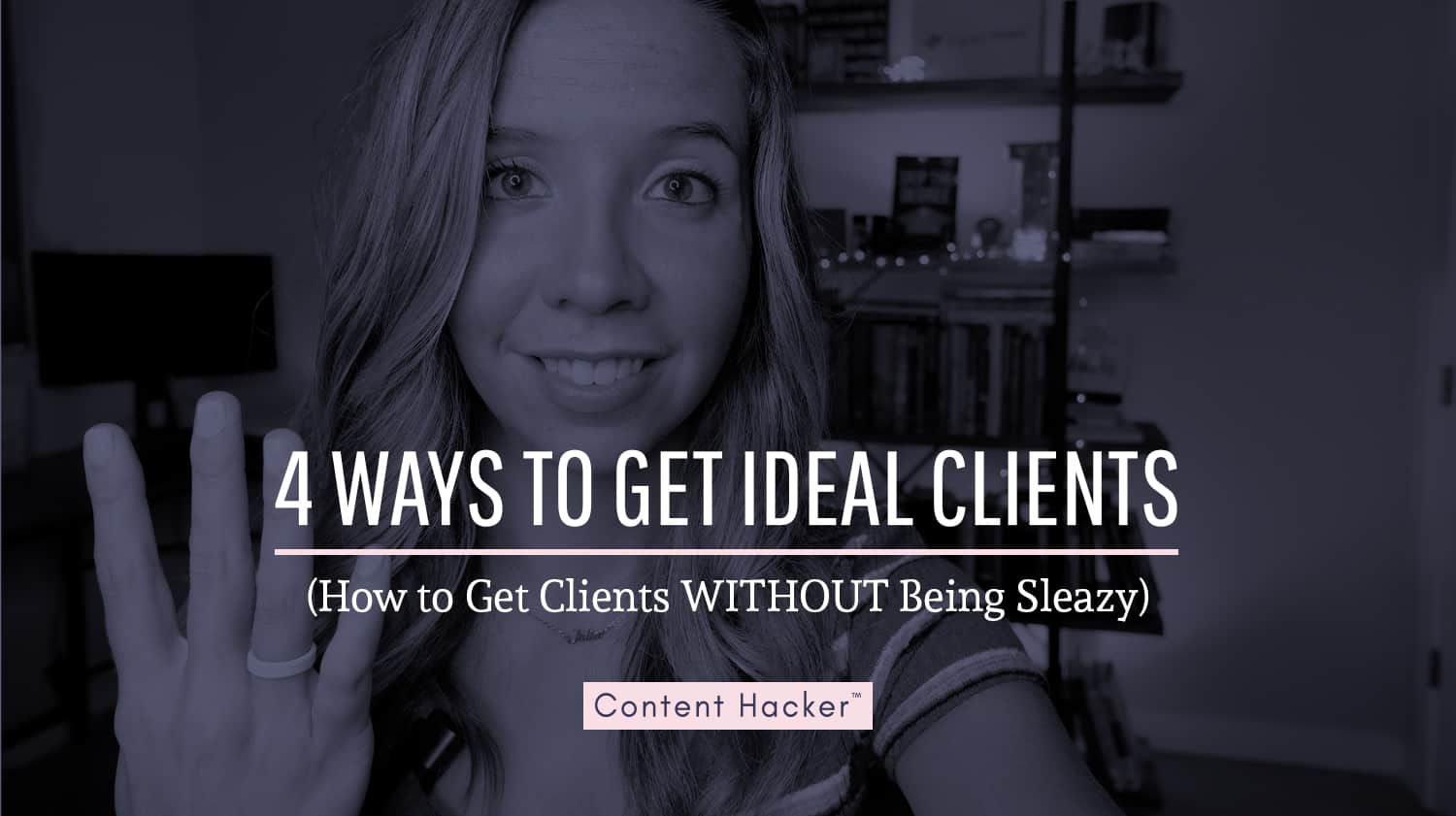 how to get ideal clients