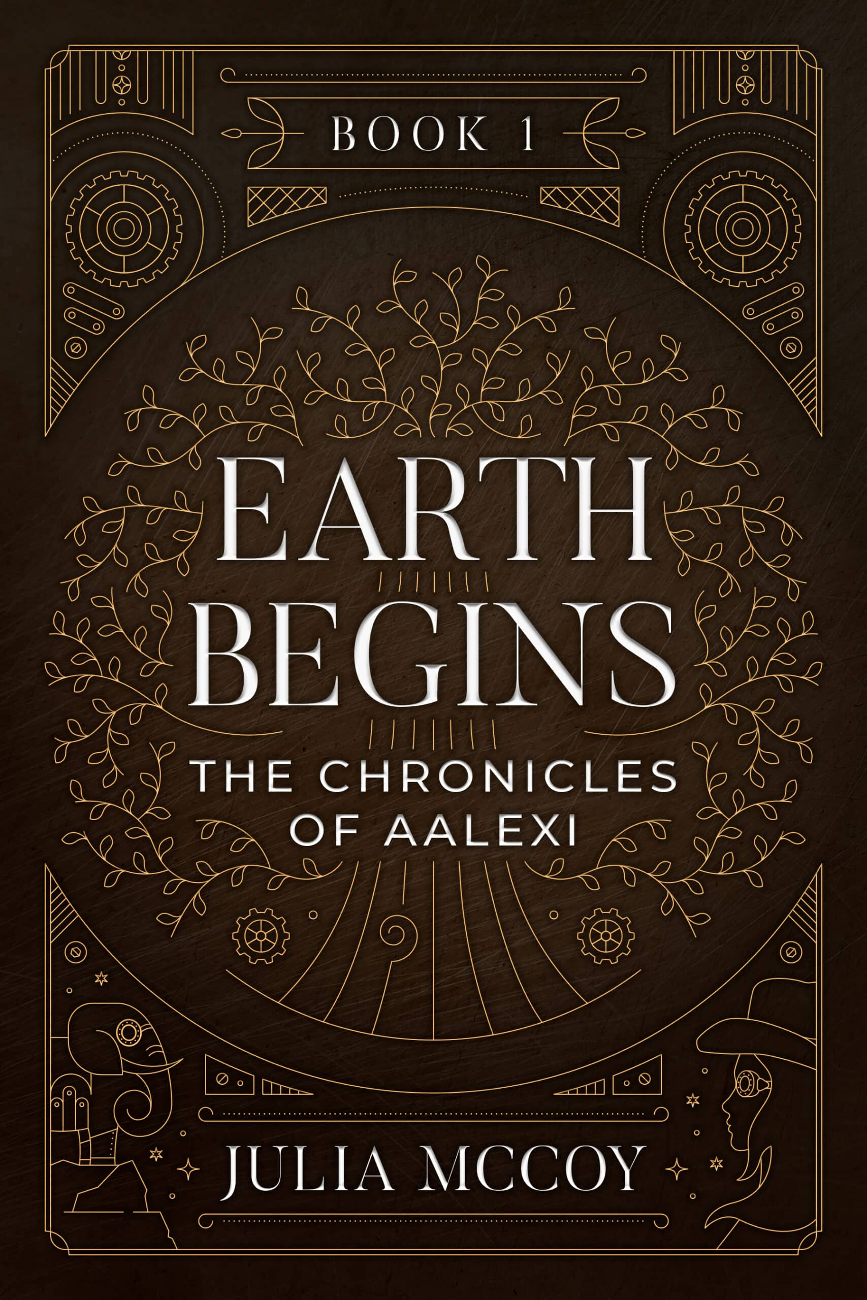 earth begins cover