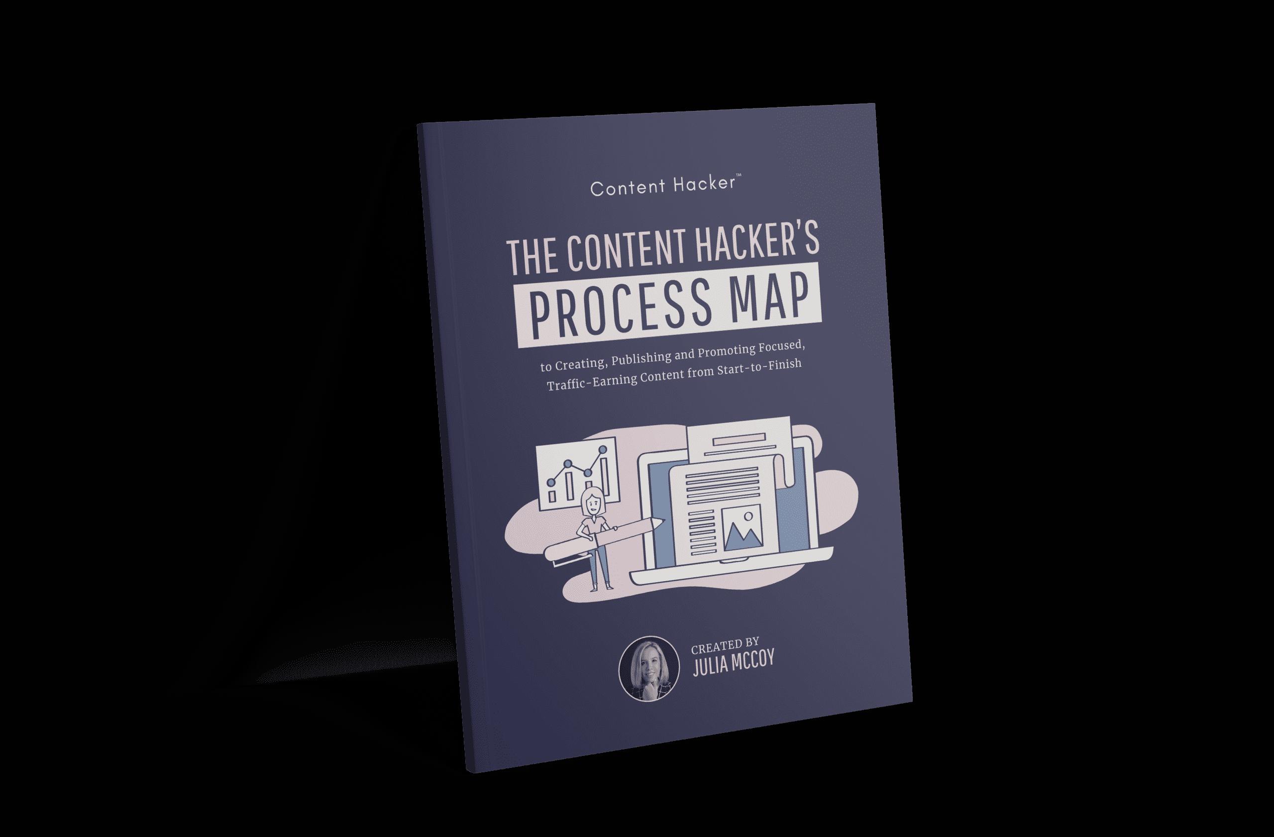 content hacker process map
